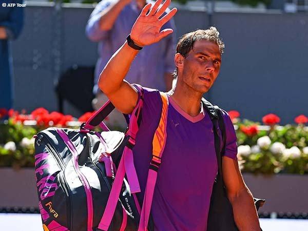 Langkah Rafael Nadal di Madrid Open 2021 terhenti di peremptfinal