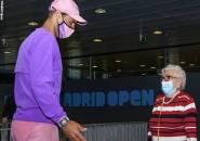 Rafael Nadal Wujudkan Mimpi Penggemar Berusia 95 Tahun