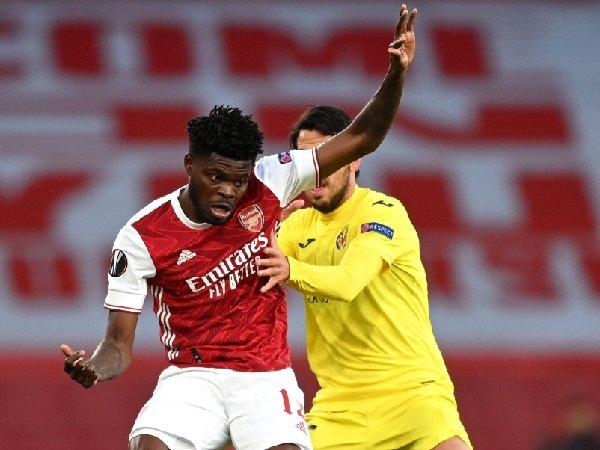 Thomas Partey gagal tampil mengesankan melawan Villarreal