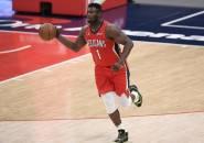 Zion Williamson Cedera Jari Manis, Manajemen Pelicans Salahkan NBA