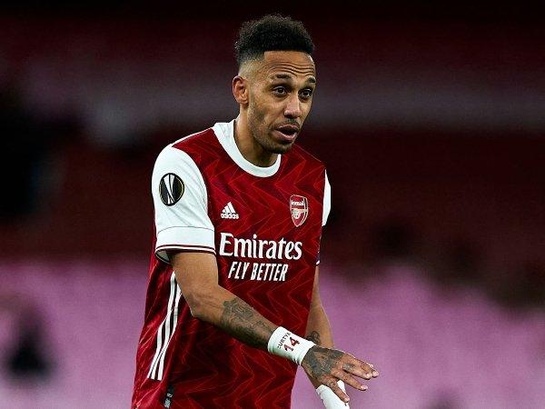 Pierre-Emerick Aubameyang meminta maaf kepada penggemar Arsenal