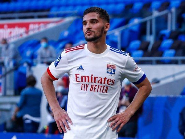 Houssem Aouar ingin meninggalkan Lyon