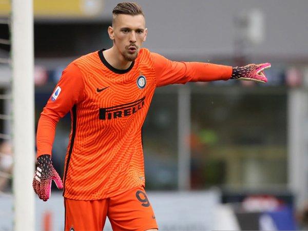 Kiper Inter Milan, Ionut Radu.