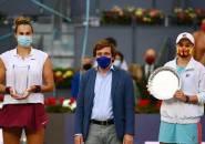 Kalah Di Final Madrid, Tak Ada Yang Perlu Dipermalukan Bagi Ashleigh Barty