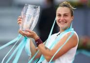 Misi Balas Dendam Aryna Sabalenka Berakhir Dengan Juarai Madrid Open