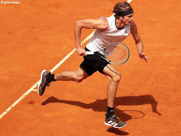 Alexander Zverev siap bersaing demi gelar Madrid Open kedua dalam kariernya