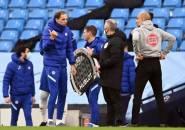Thomas Tuchel: Sterling Beruntung Tak Dikeluarkan dari Lapangan