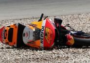 Honda Jadi yang Terbanyak Alami Crash di MotoGP 2021