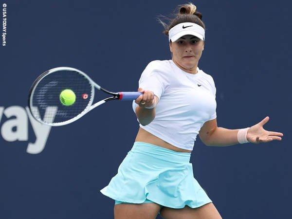 Tak ingin jalani isolasi di Italia, Bianca Andreescu terpaksa urungkan niat untuk tampil di Italian Open 2021