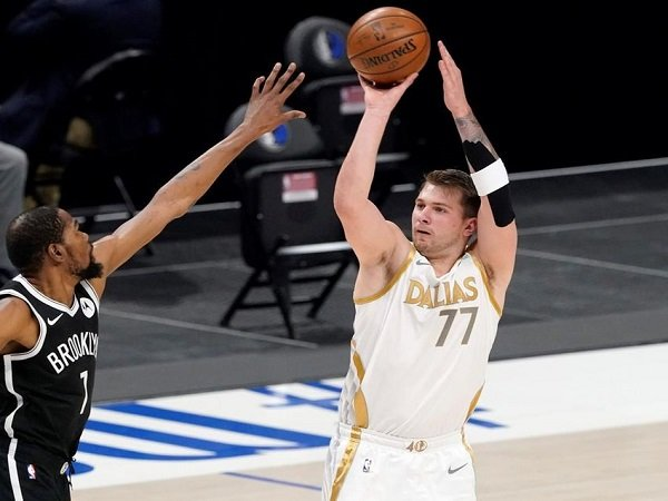 Luka Doncic buat Kevin Durant berikan pujian besar.