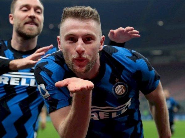 Milan Skriniar / via Getty Images