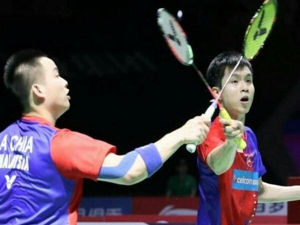Malaysia Open Ditunda, Peringkat Olimpiade Aaron Chia/Wooi Yik Terancam
