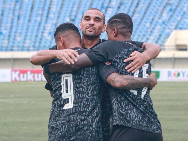 Trio Brasil di skuat Madura United