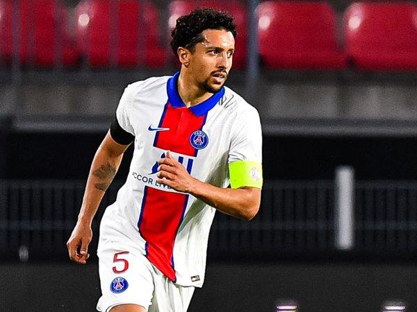 Kapten Paris Saint-Germain, Marquinhos.