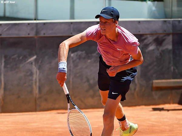 Jannik Sinner siap ramaikan Italian Open 2021 di Roma