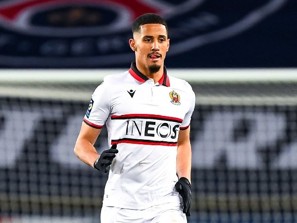 William Saliba dipinjamkan ke Nice musim ini