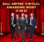 Bali United Virtual Awarding Night, Berikut Deretan Pemenangnya