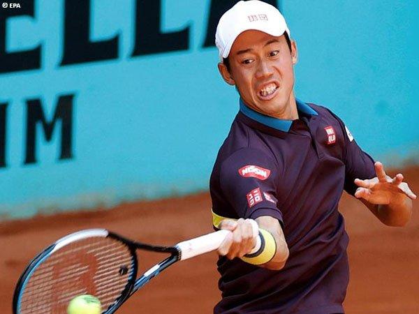 Kei Nishikori jadi salah satu petenis tuan rumah yang khawatirkan perhelatan Olimpiade musim 2021 di Tokyo