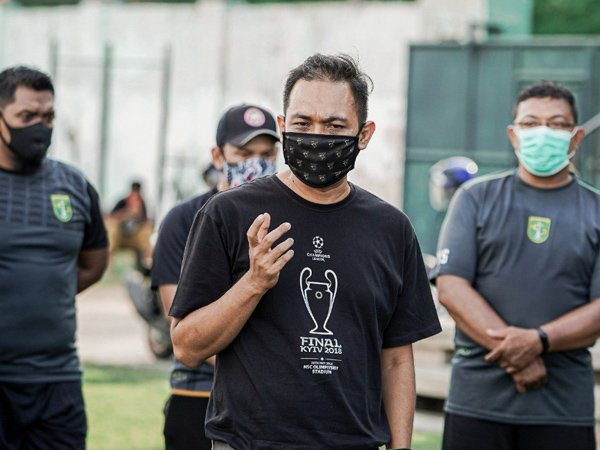 Manajer Persebaya Surabaya, Candra Wahyudi
