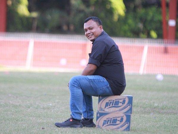 Sekretaris Umum Persiraja Banda Aceh, Rahmad Djailani