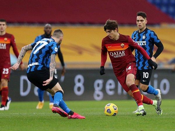 AS Roma bertamu ke kandang Inter Milan untuk laga berikutnya di Serie A.