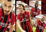 AC Milan Resmi Rilis Jersey Kandang Baru untuk Musim 2021-22