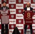 Andres Iniesta Tanda Tangani Perpanjangan Kontrak dengan Vissel Kobe