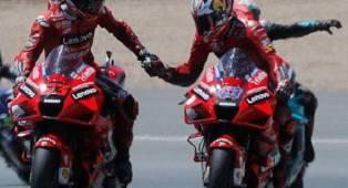 Ducati Diprediksi Bakal Kembali Berjaya dengan Jack Miller dan Bagnaia