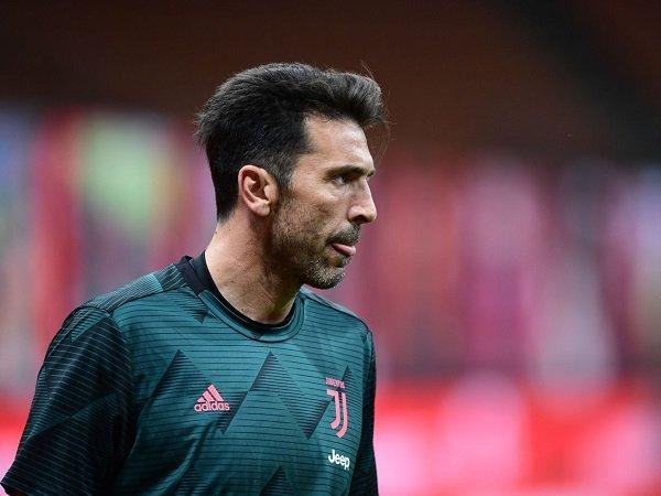 Gianluigi Buffon ungkap kekurangan Juventus musim ini.