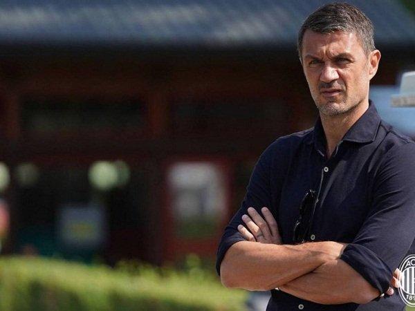 Direktur teknis Milan Paolo Maldini