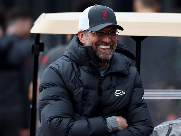Klopp Buat Prediksi 'Berani' Tentang Peluang Liverpool Tembus Empat Besar