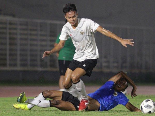 Shin Tae-yong minta pemain timnas Indonesia tetap kerja keras