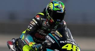 Valentino Rossi Bertekad Tampil Kuat di MotoGP Prancis