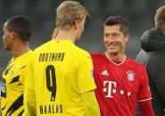 Bek RB Leipzig Jelaskan Perbedaan Robert Lewandowski dan Erling Haaland