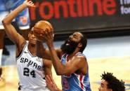 James Harden Bicara Soal Penampilannya Lawan Spurs