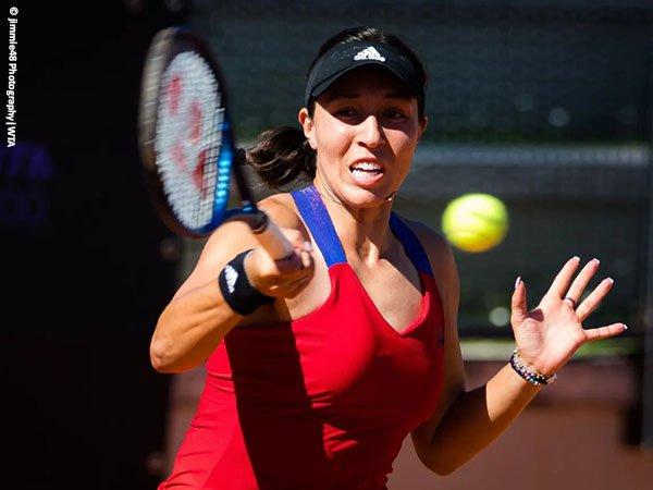 Jessica Pegula melaju ke babak ketiga Italian Open 2021