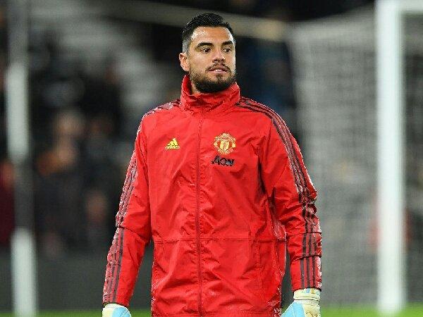 Jose Mourinho ingin bereuni dengan Sergio Romero di AS Roma