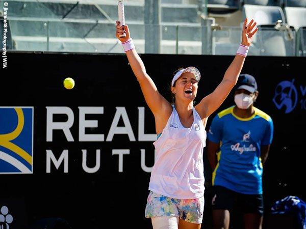 Nadia Podoroska melenggang ke babak ketiga Italian Open 2021