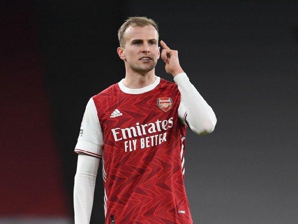 Rob Holding bicara tentang musim Arsenal