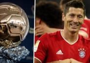 Robert Lewandowski Ikhlaskan Ballon d'Or 2020 yang 'Dirampok'