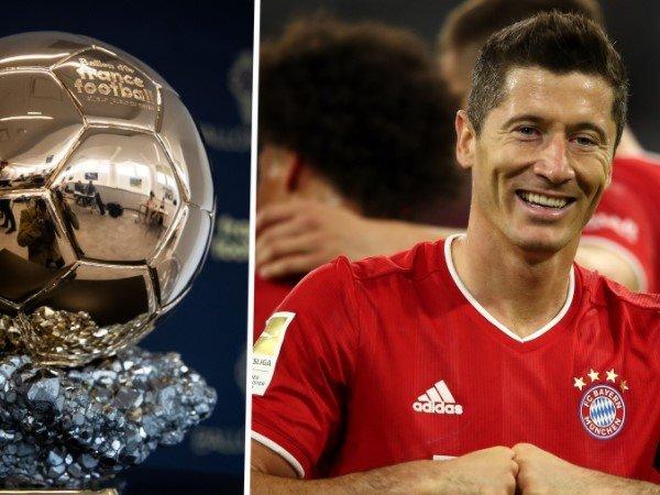 Robert Lewandowski Sudah Lupakan Ballon d'Or 2020