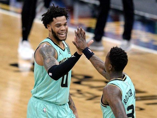 Charlotte Hornets berharap Miles Bridges bisa segera bermain lagi.