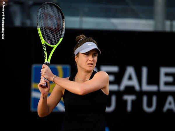 Elina Svitolina kembali ke perempatfinal Italian Open