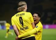 Erling Haaland dan Jadon Sancho Bantu Borussia Dortmund Menangkan DFB Pokal