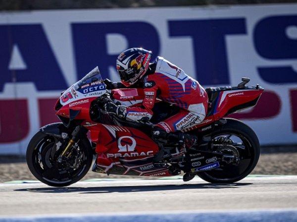 Hasil luar biasa dicatat pebalap Pramac Racing, Johann Zarco.