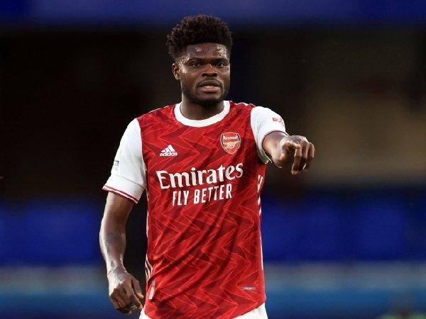 Thomas Partey belum cukup konsisten bersama Arsenal