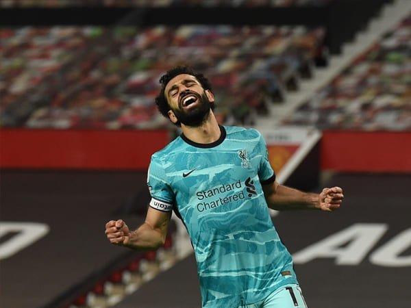 Klopp Bandingkan Mohamed Salah dengan Lewandowski