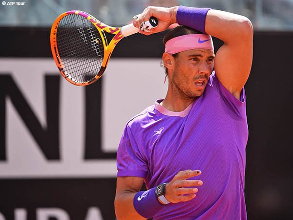 Rafael Nadal melaju ke perempatfinal Italian Open untuk kali ke-16