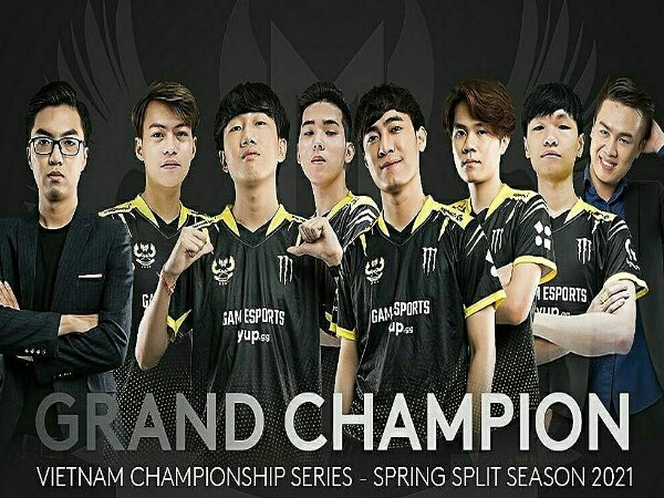 NRG Akuisisi Juara League of Legends Vietnam GAM Esports