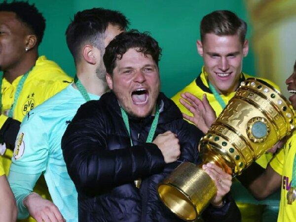 Watzke konfirmasi bahwa Edin terzic telah tanda tangan kontrak baru dengan Borussia Dortmund